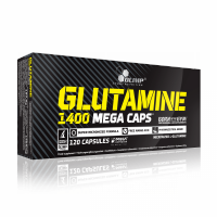 Olimp, L-Glutamine 1400mg 120 kapsułek