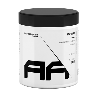 SUPREMIUM LAB AAKG 240g JAR