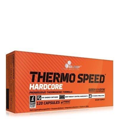 Olimp Thermo Speed Hardcore Mega Caps 120 caps