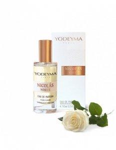 Perfumy YODEYMA NICOLAS WHITE - NARCISO (Narciso Rodriguez)